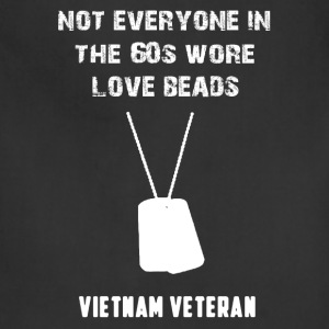 Vietnam Veteran Shirt - Adjustable Apron