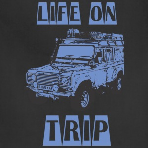 LIFE ON TRIP - Adjustable Apron
