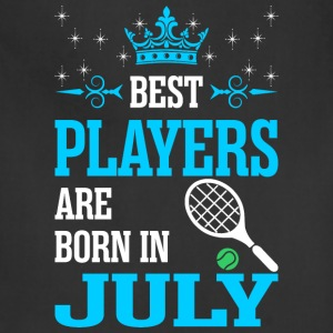 Best Players Are Born In July - Adjustable Apron