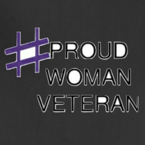 Proud Woman Vet - Adjustable Apron