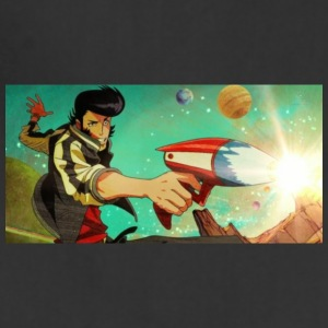 Space Dandy Shooting His Gun - Adjustable Apron