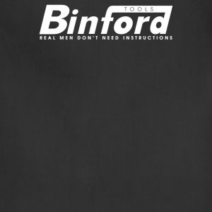 Binford Tools T Shirt Funny Home Improvement Tool - Adjustable Apron