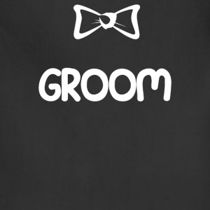 Groom - Adjustable Apron