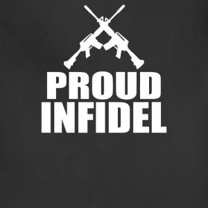 Proud Infidel - Adjustable Apron