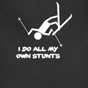 I Do All My Own Stunts - Adjustable Apron