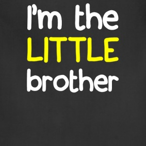 I'M THE LITTLE BROTHER - Adjustable Apron