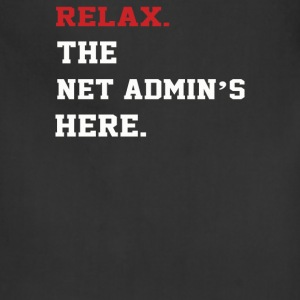 Relax Net Admin's - Adjustable Apron