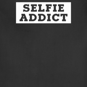 SELFIE ADDICT - Adjustable Apron
