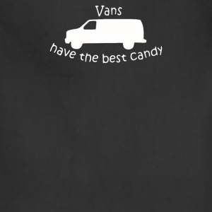 Vans Have The Best Candy - Adjustable Apron