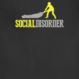 Social dissorder - Adjustable Apron