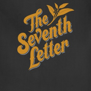 The Seventh Letter - Adjustable Apron