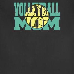 Volly ball mom - Adjustable Apron