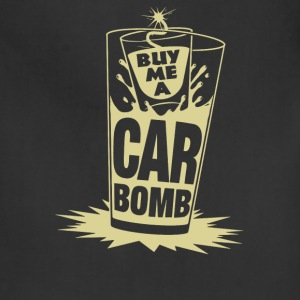 Buy Me A Car Bomb - Adjustable Apron