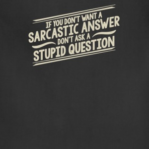 If you don't want a sarcastic answer - Adjustable Apron