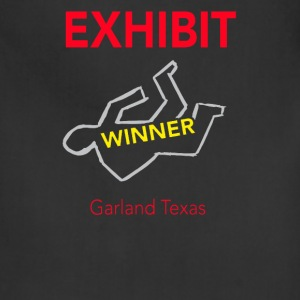 Exhibit winner garland texas - Adjustable Apron