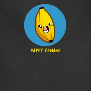happy banana - Adjustable Apron