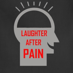 Laughter after pain - Adjustable Apron