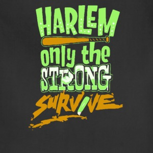 Harlem only the strong survive - Adjustable Apron