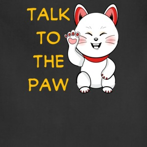 Talk to the paw - Adjustable Apron