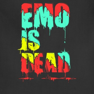 Emo is Dead - Adjustable Apron