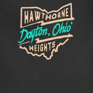Hawthorne dayton ohio heights - Adjustable Apron