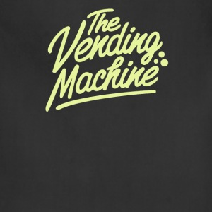 The vending machine - Adjustable Apron
