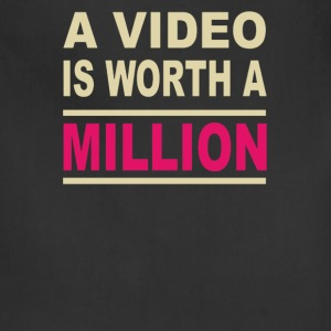 A video is worth a million - Adjustable Apron