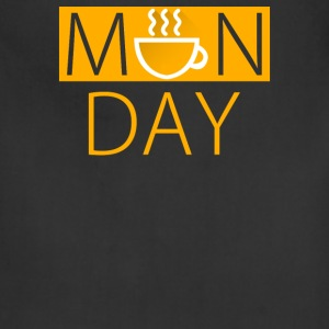 Monday Coffee Mug - Adjustable Apron