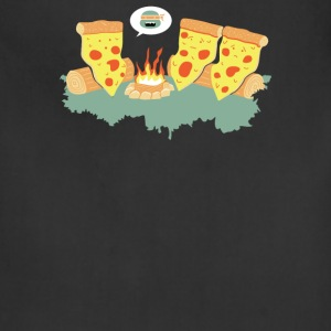 Pizza Campfire Story - Adjustable Apron