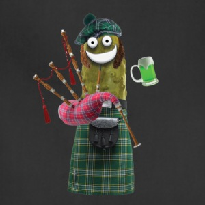 Bagpipe Pickle - Adjustable Apron