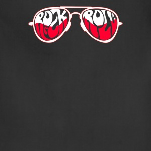 Rock n Roll Glasses - Adjustable Apron