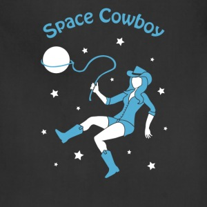 Space Cowboy - Adjustable Apron