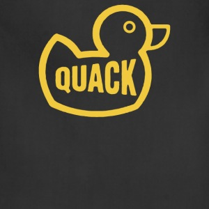 Duck Quack - Adjustable Apron