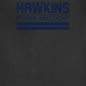 Hawkins Power and Light - Adjustable Apron