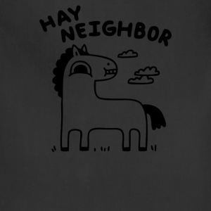 Hay Neighbor - Adjustable Apron