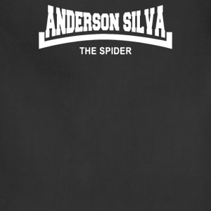 Anderson The Spider Silva Slogan - Adjustable Apron