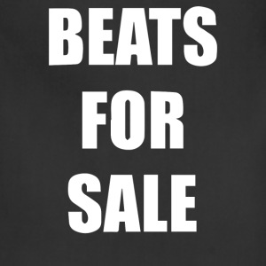 Beats For Sale Hip Hop Rap Producer - Adjustable Apron