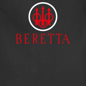 Beretta Gun Army Weapon Logo - Adjustable Apron