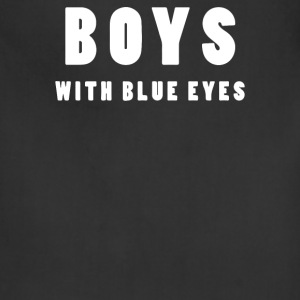 BOYS WITH BLUE EYES - Adjustable Apron