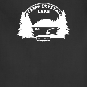 Camp Crystal Lake - Adjustable Apron