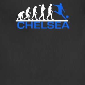 CHELSEA evolution sports football funny - Adjustable Apron