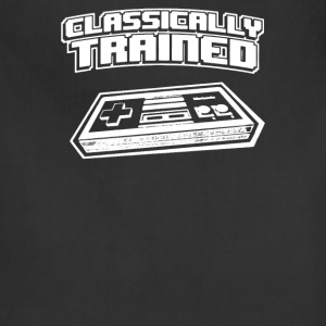Classically Trained Video Game Console - Adjustable Apron