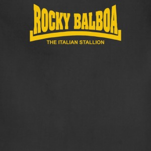 Rocky Balboa The Italian Stallion - Adjustable Apron