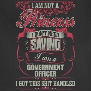 I Am A Government Officer - Adjustable Apron