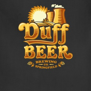Duff Brewing Co - Adjustable Apron