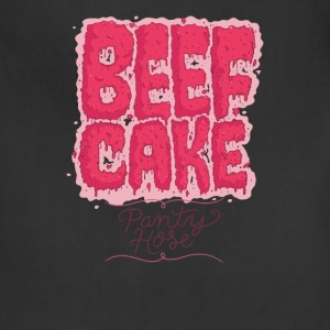 Party Hose Beef Cake - Adjustable Apron