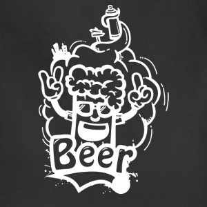 Beer Graffiti - Adjustable Apron