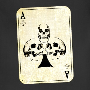 Ace of Skulls - Adjustable Apron
