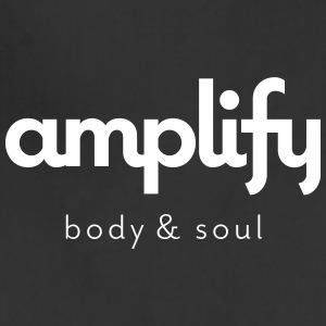 amplify logo - Adjustable Apron