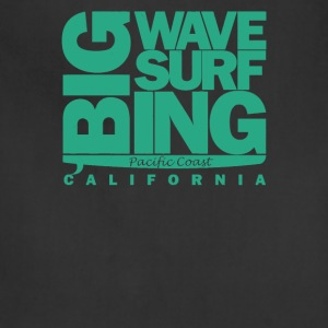Big wave surfing - Adjustable Apron